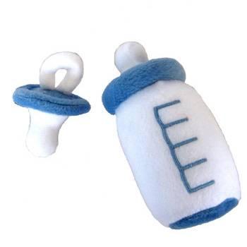 Blauwe Baby Accessoires.Rubens Baby Accessoires Speen En Fles Blauw