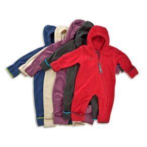 Fleece-Overalls