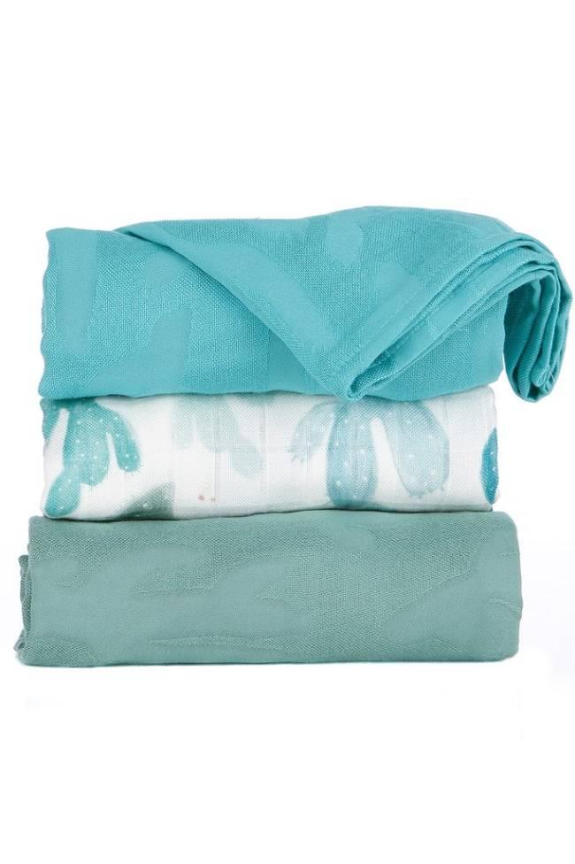 Tula Blanket set Saguaro