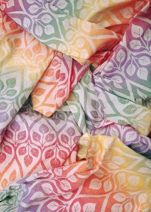 Ringsling Yaro La Vita Autumn Rainbow