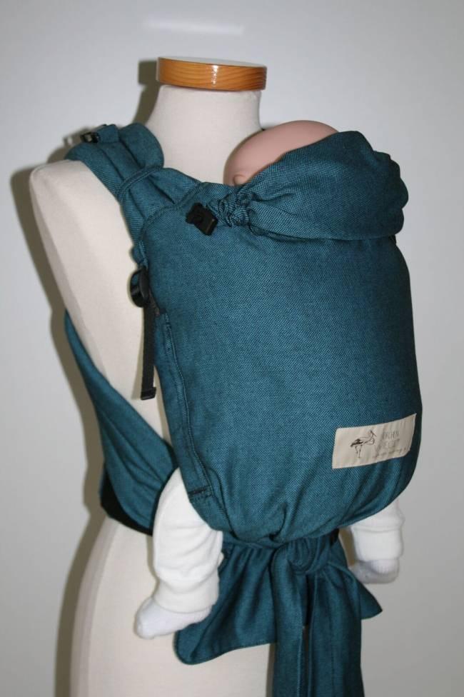 Storchenwiege Turquoise