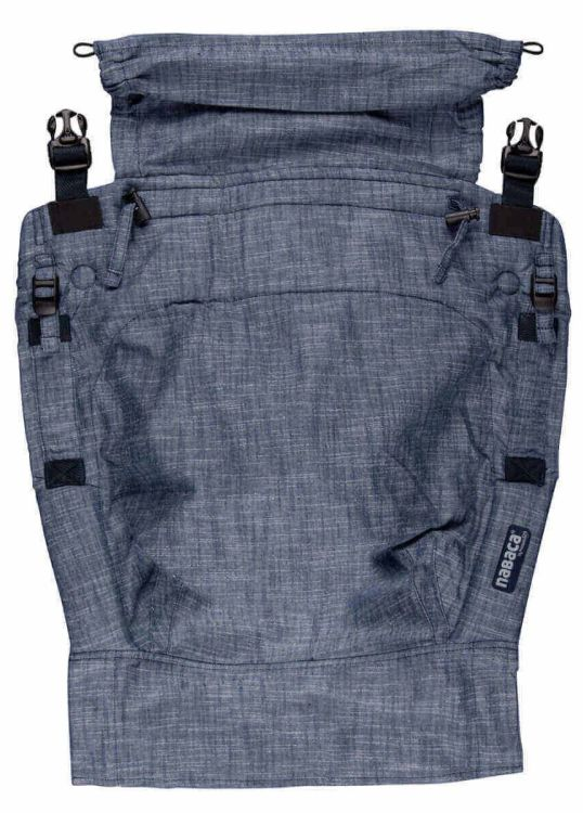 Hoppediz Nabaca Panel Basic L - Denim