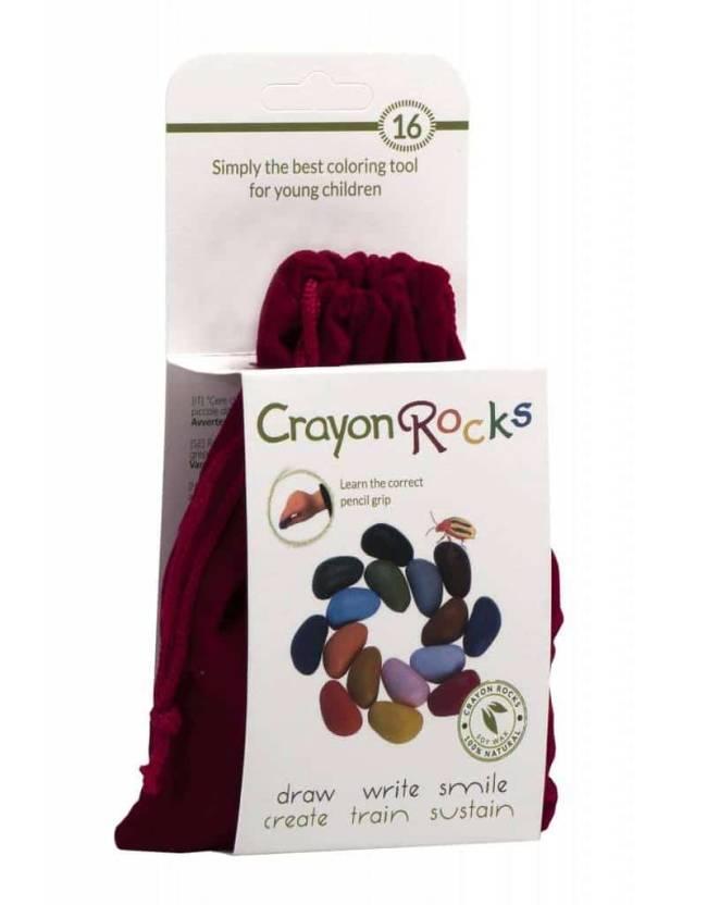 Crayon Rocks Red Velvet, 16 kleuren