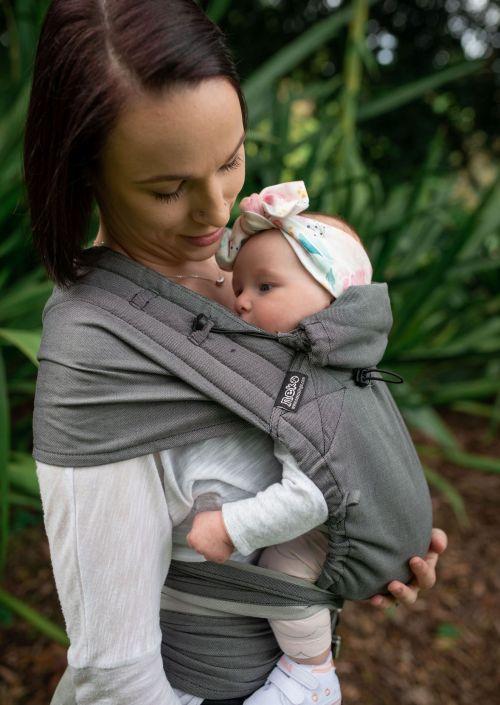 Doekenbieb: Neko Half Buckle Baby