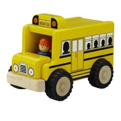 Schoolbus Wonderworld 4047