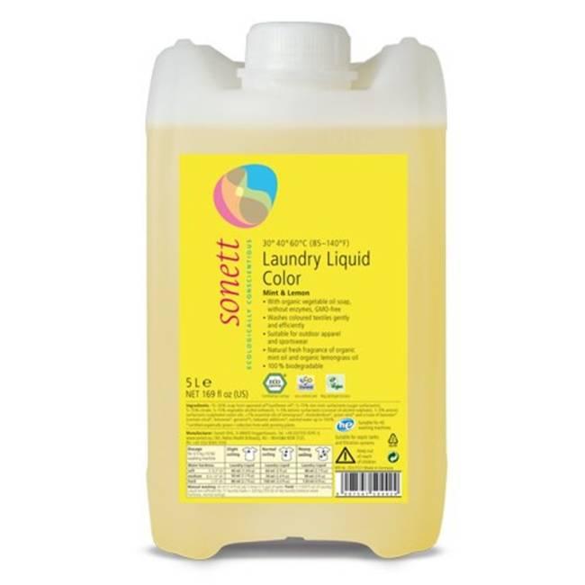 Vloeibaar Wasmiddel Eco Color 5L