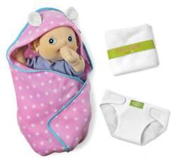 Rubens Baby Accessoires Verschoningssetje