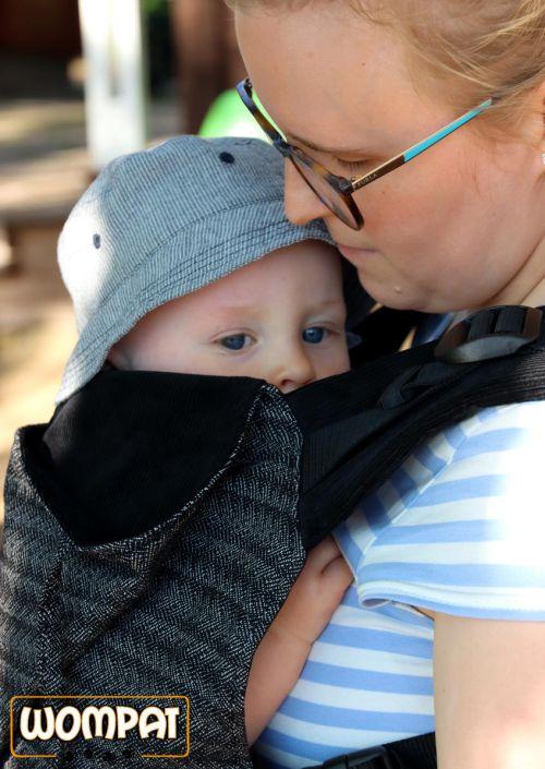 Wompat Baby Graniitti Dark