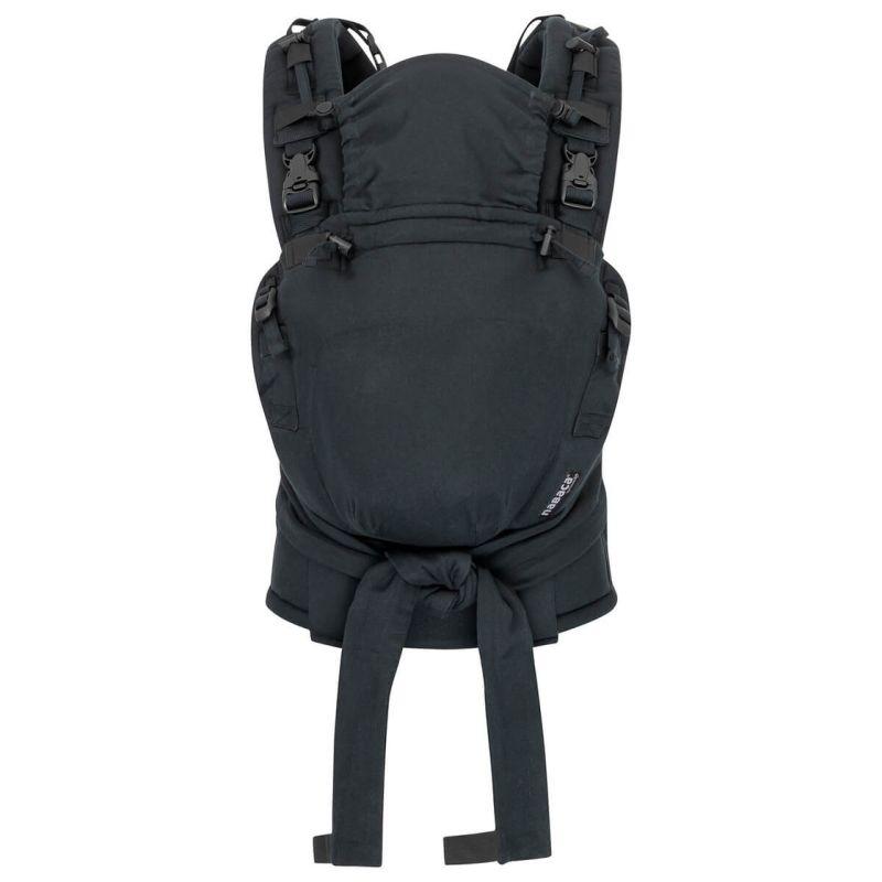 Hoppediz Nabaca Regular Basic set Zwart