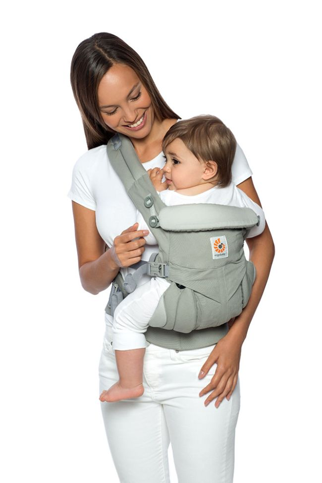 Ergobaby Carrier 4P OMNI 360 Pearl Grey