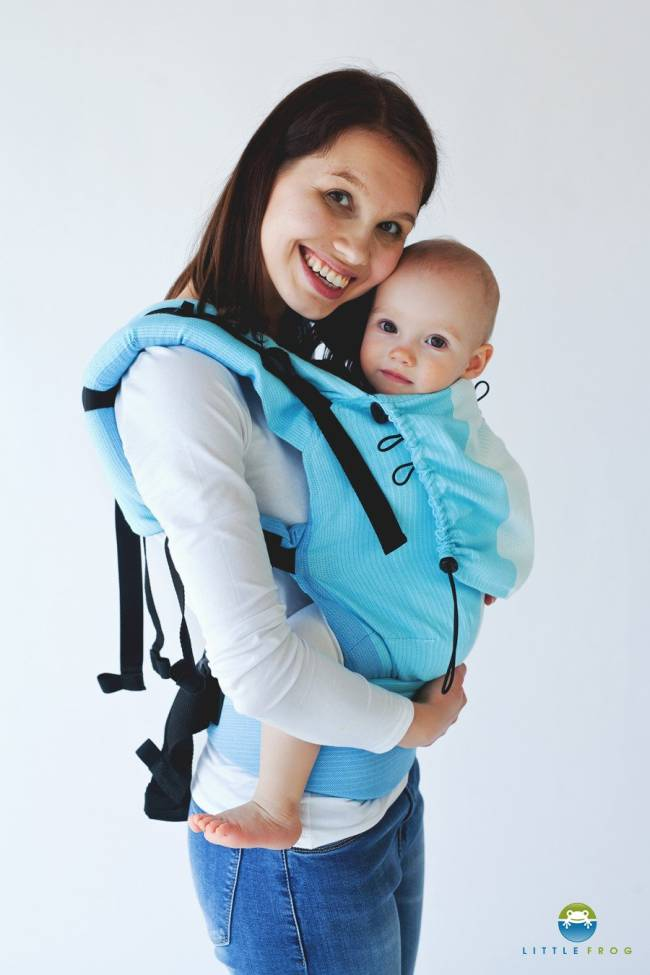 Little Frog Carrier Light Euclase