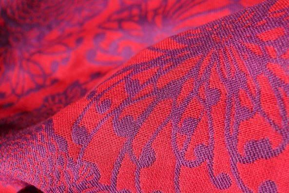 Yaro Chrys Contra Purple Red Modal