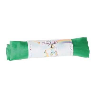 Grimm's Sarah's Silk groene speelzijde