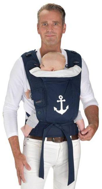 Bondolino Poplin Marine-Anchor