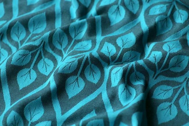 Yaro La Vita Blue-Black Cashmere