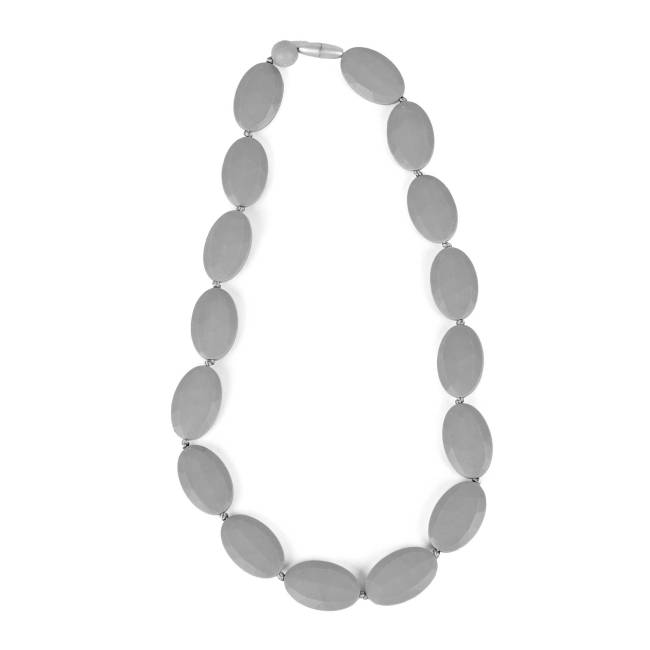 Itzy Ritzy Ketting Pebble Gray
