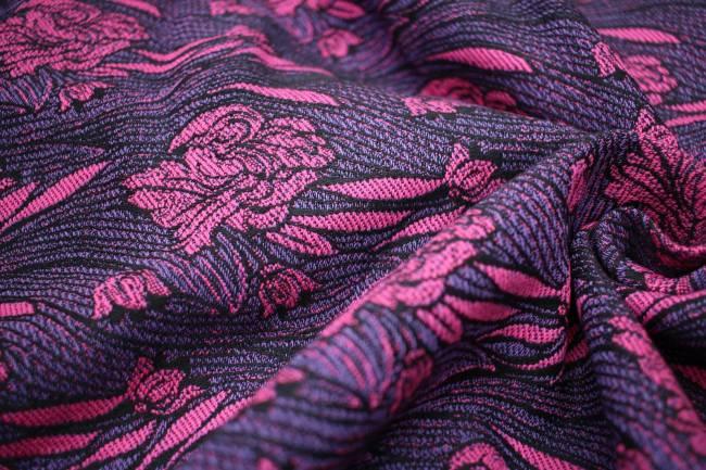 Yaro Iris Duo Black Purple Pink