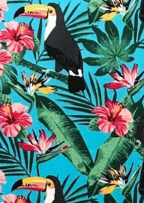 Rose and Rebellion Kleuterdrager Toucan