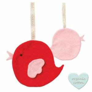 Peppa bird red