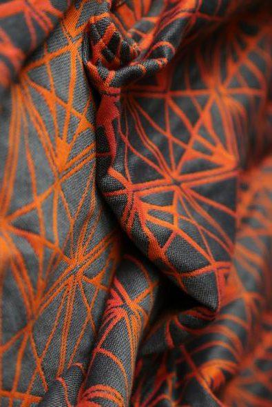 Yaro Foxes Contra Grey Orange Repreve Modal