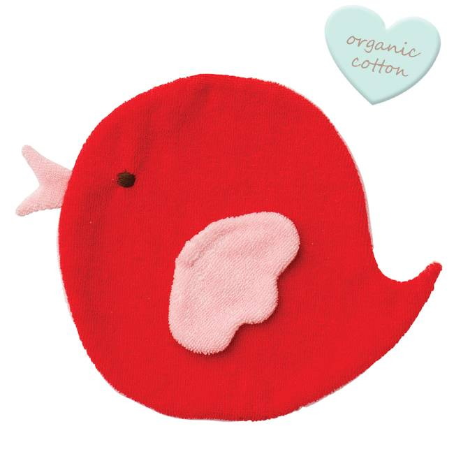 Peppa Sleeping Buddies - Bird Red