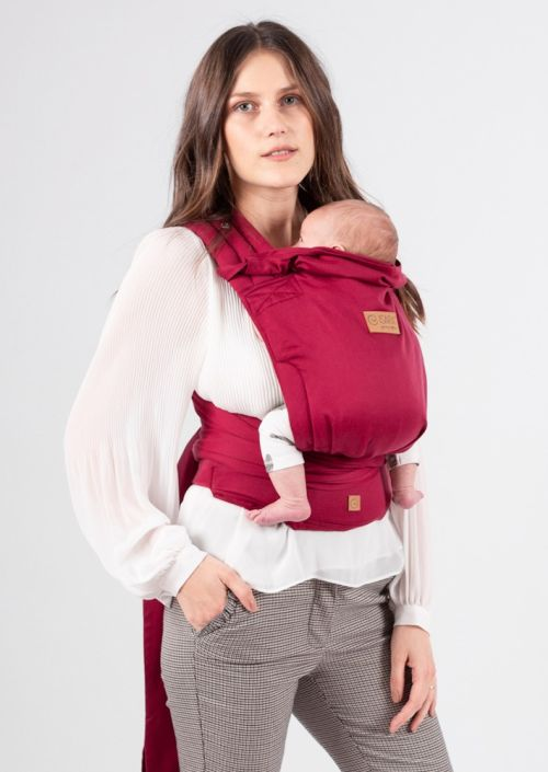 Isara Quick Half Buckle Carrier Scarlet