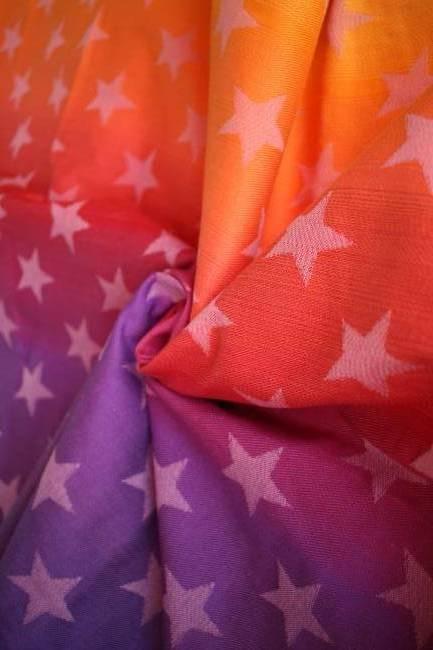 Yaro Stars Fire Grad Pink