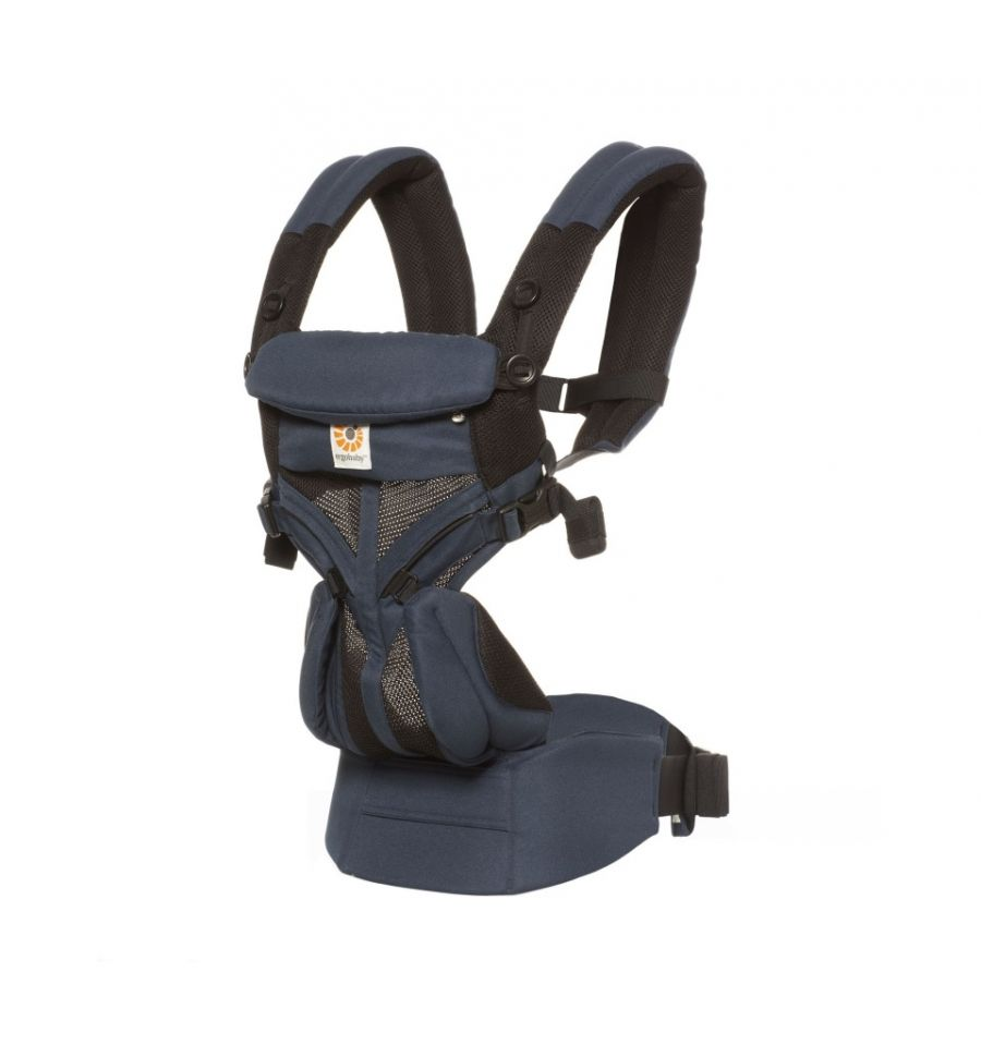Ergobaby Carrier OMNI 360 Cool Air Mesh Raven
