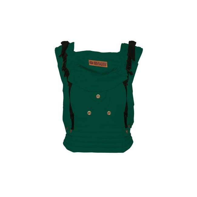 ByKay 4 Way Click Carrier Forest Green
