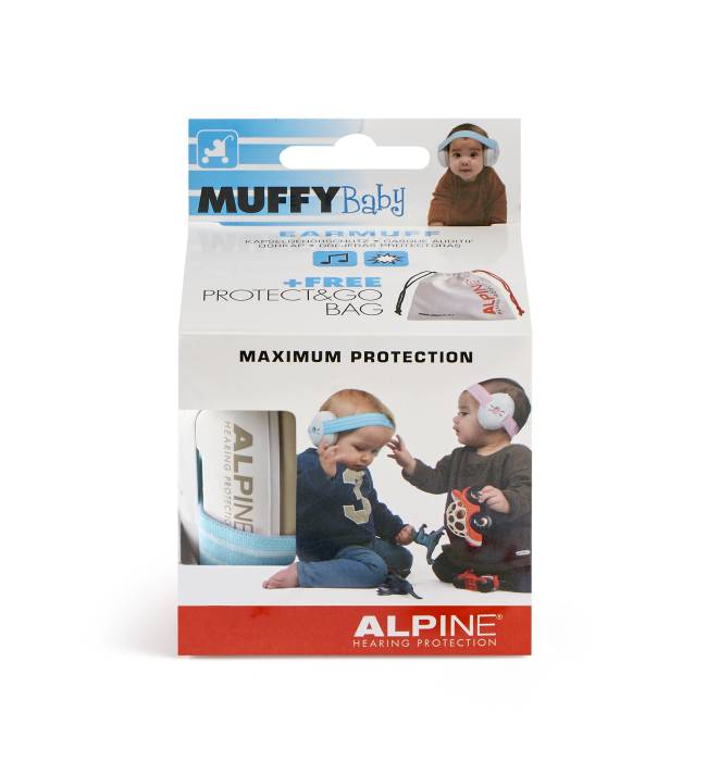 Alpine Muffy Baby blue pack