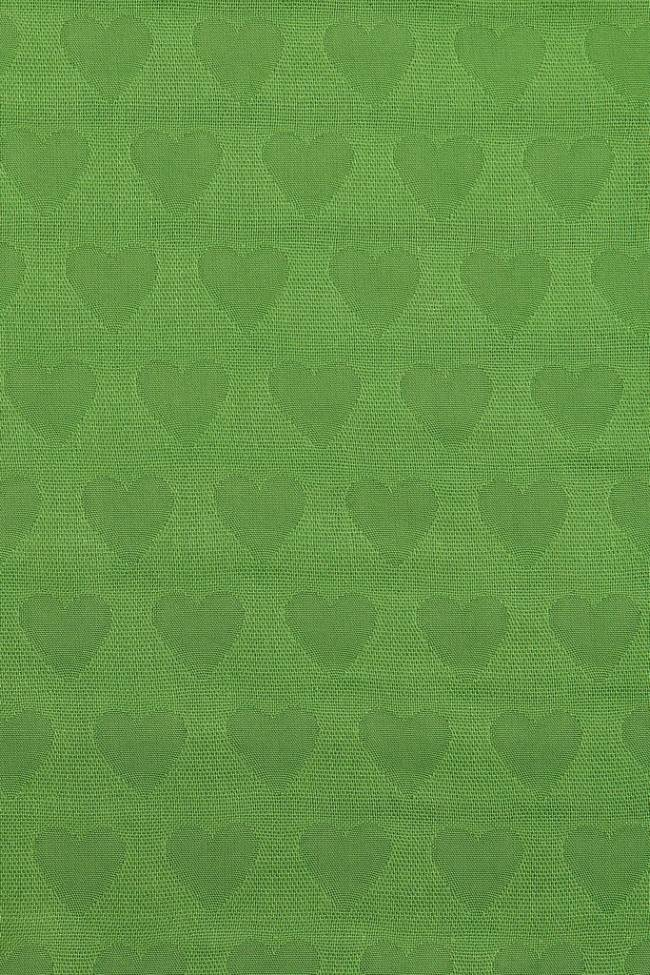 Tula Blanket Set Rainbow Hearts Olive