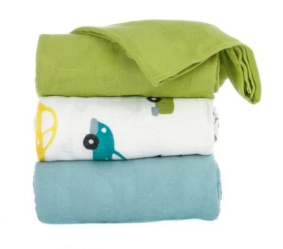 Tula Blanket Set Beep Beep