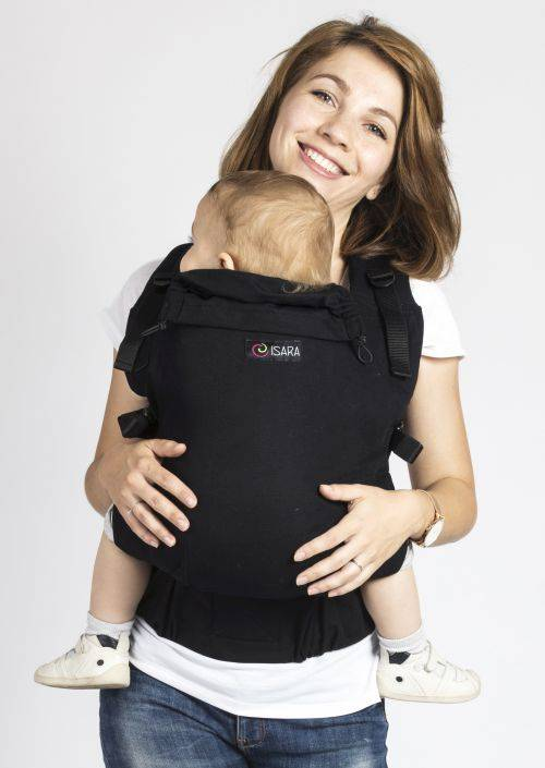 Isara V3 Black-a-Porter Toddler