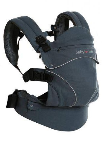 BabyLonia Flexia Deep Grey