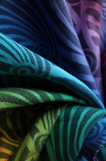 Yaro Dandy Spectrum Grad Navy Wool