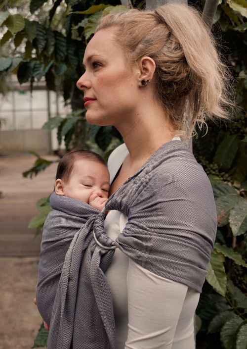 Ringsling Pure Baby Love Navy