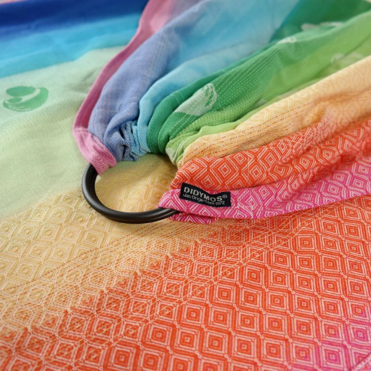 Ringsling Didymos Triple Rainbow