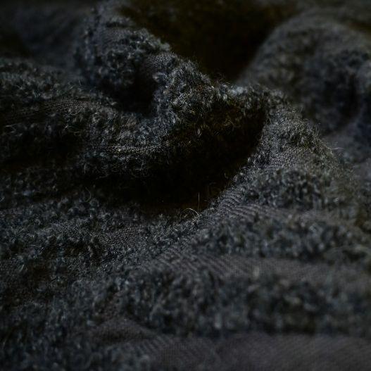 Ringsling Yaro Dandy Puffy Black Alpaca Boucle