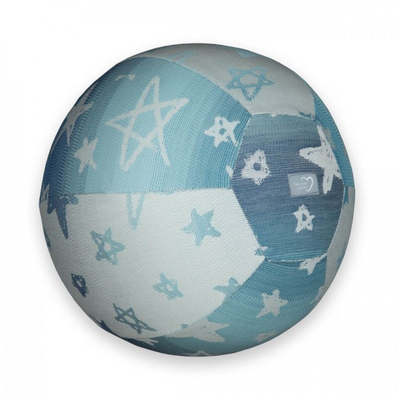Hoppediz Ballonbal Singapur Blue