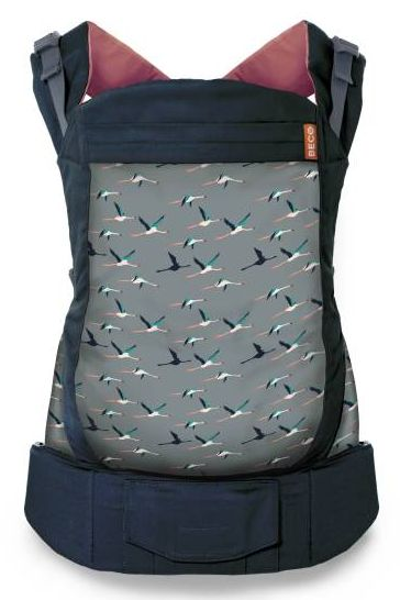 Beco Toddler Flamingo Salmon