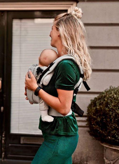 Pure Baby Love Click & Go Baby Emerald