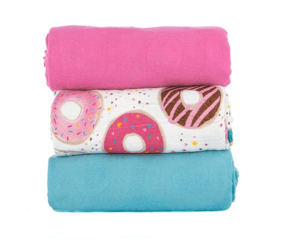Tula Blanket Set Frosting