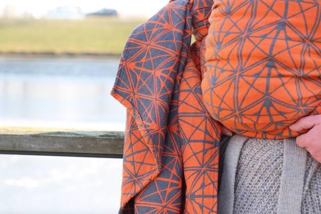 Yaro Foxes Contra Grey Orange