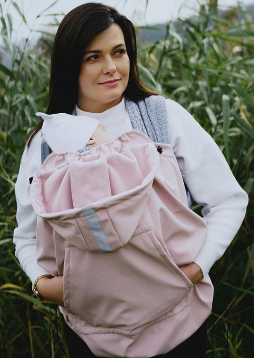 Little Frog Softshell Cover Pink