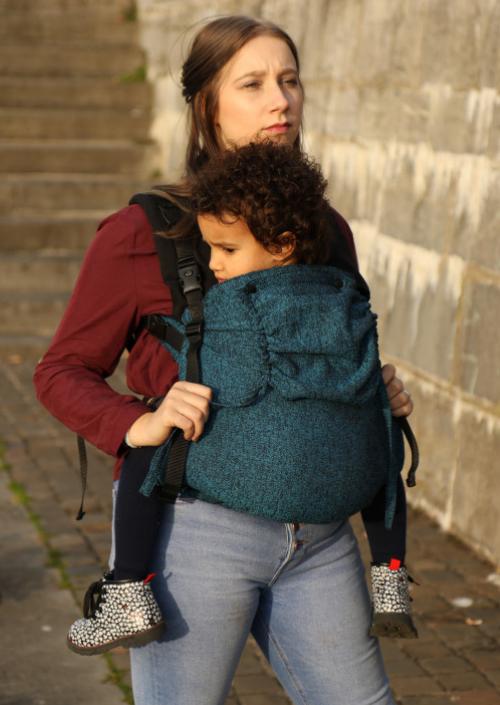 Yaro Flex Pre-school Carrier Jeans Blue Black