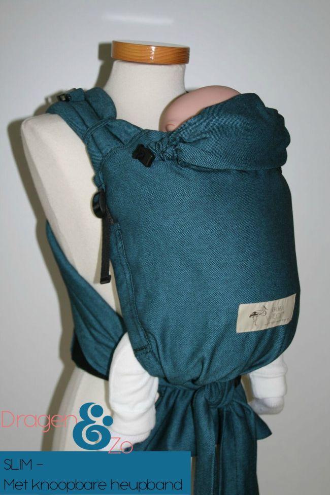 Storchenwiege SLIM Turquoise