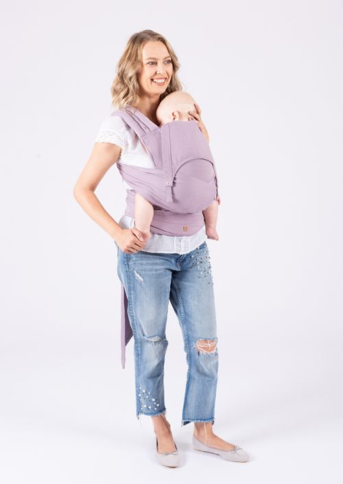 Isara Quick Half Buckle Carrier Lavender