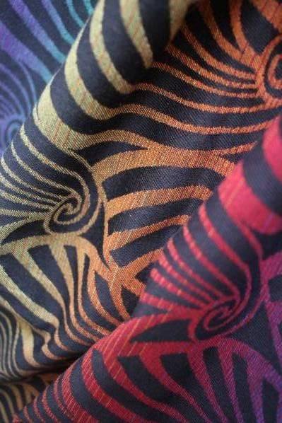 Yaro Dandy Black Autumn Rainbow