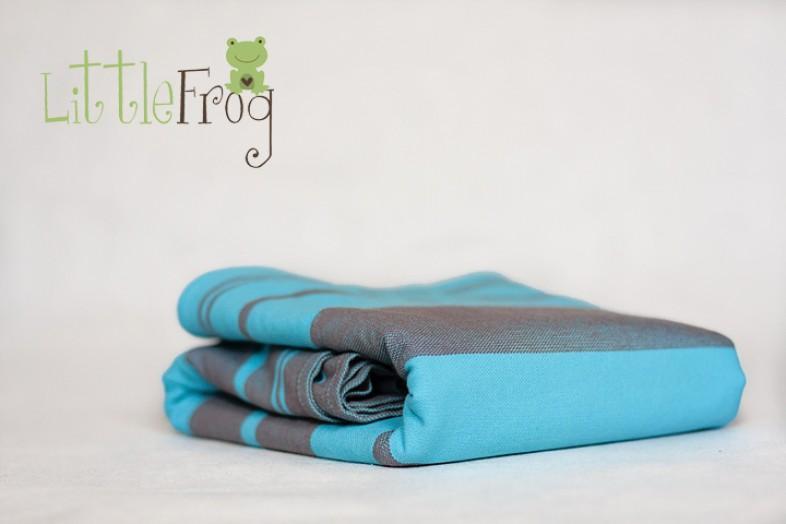 Little Frog Aquamarijn