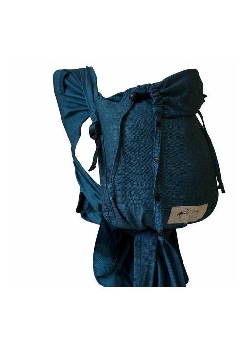 Storchenwiege WrapBabyCarrier Turquoise